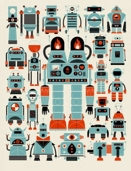 Poster Robots
