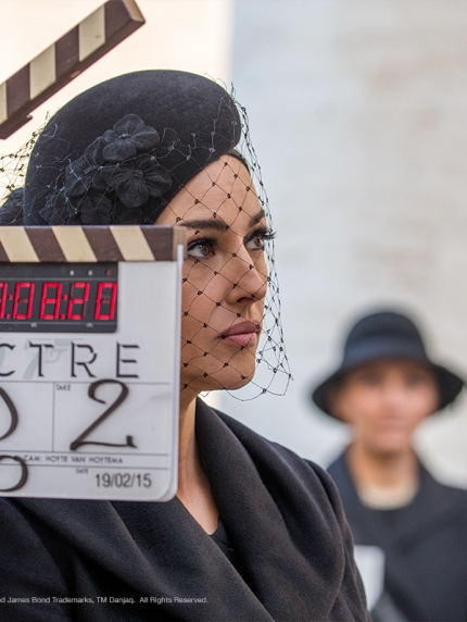 Monica Bellucci im Interview