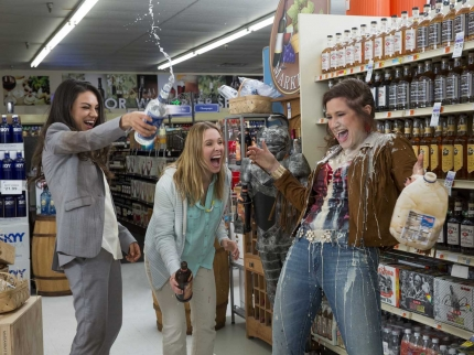 """Bad Moms"" – Mila Kunis und Kathryn Hahn im Interview"