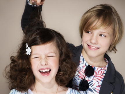 Good Hair Day: Kinderfrisuren zum Nachstylen!