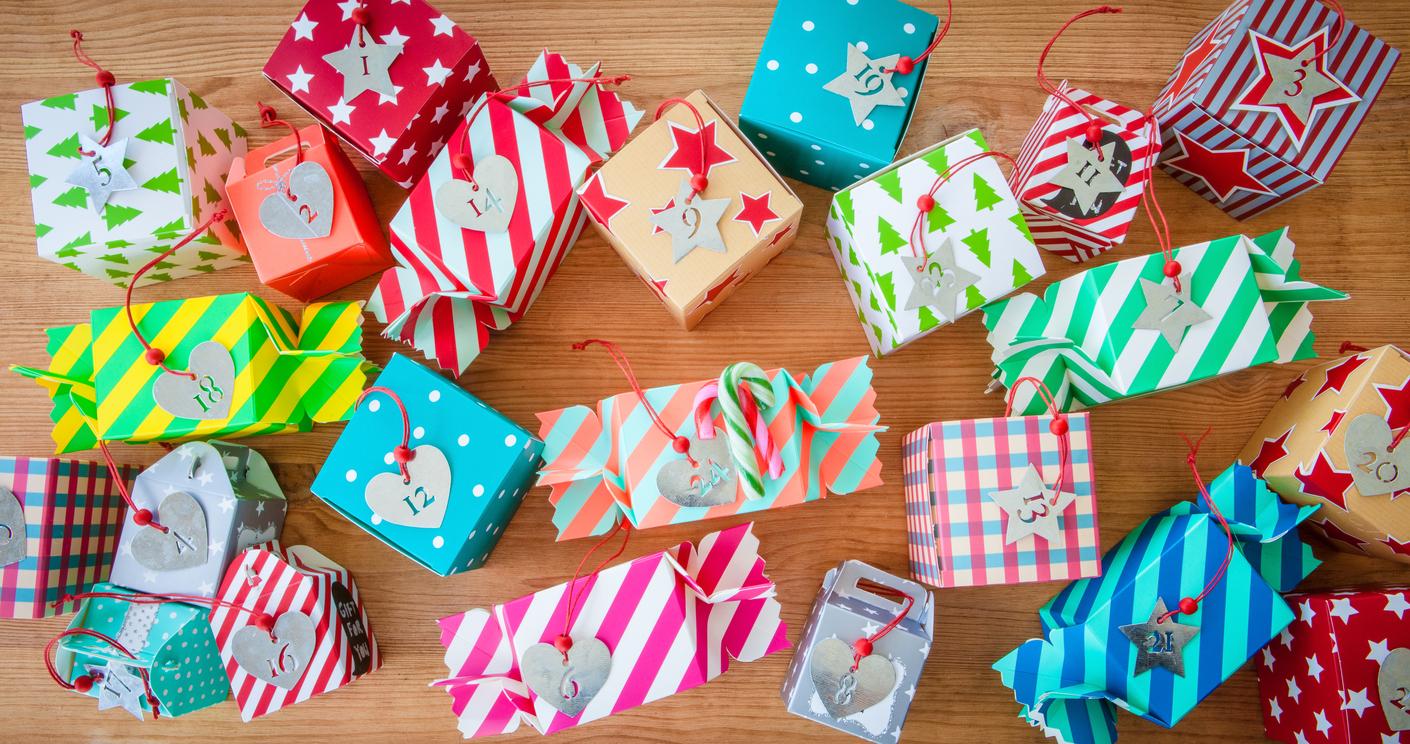 Was kommt in den Adventskalender? Unsere Tipps für kleine Geschenke