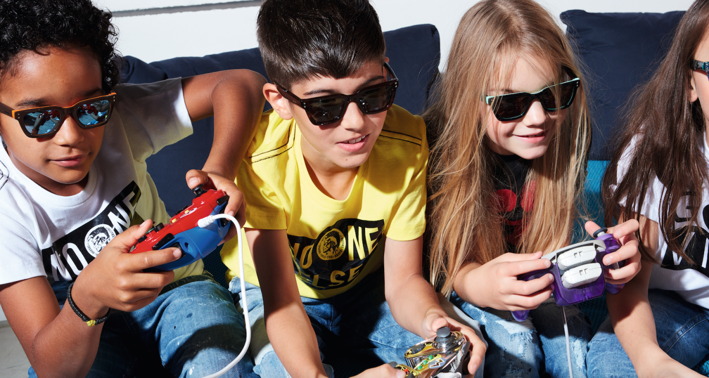 Play hard or don't play at all – die neue Sommerkollektion von Diesel Kids