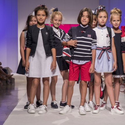 Luna in Spanien: Unsere Highlights der Kindermodemesse FIMI