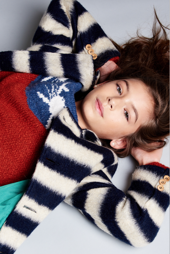 Strickpullover Bobo Choses